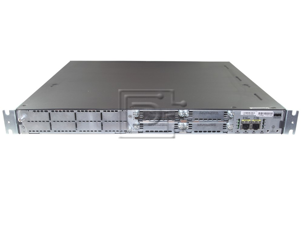 Cisco 2800 expansion slots