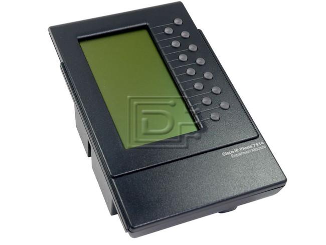 CISCO CP-7914 Cisco VoIP Telephone Extension Module image 1