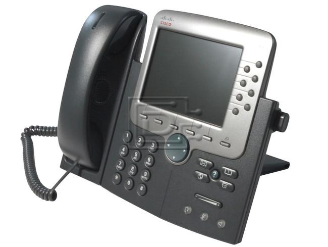 Cisco CP-7970G VoIP Phone