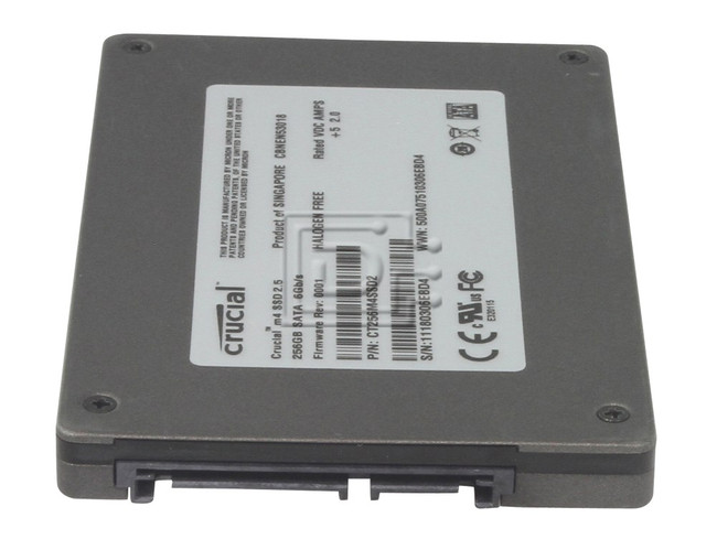 Crucial CT256M4SSD2 Laptop SATA Flash SSD Solid State Drive image 2