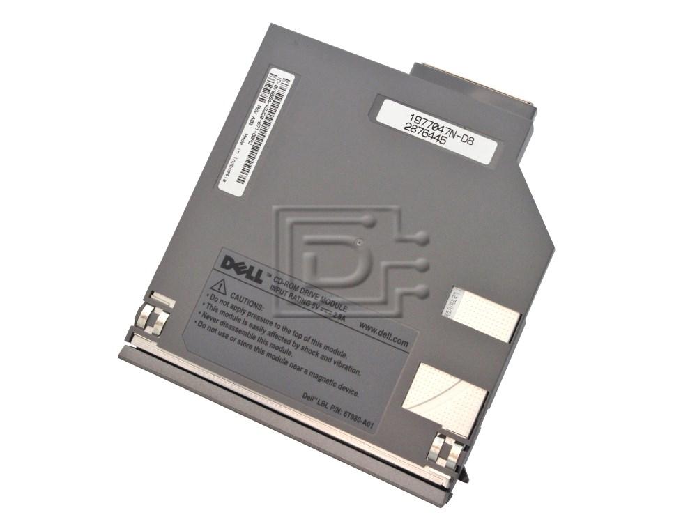 Dell D0723 0D0723 ID-0D0723-48220-377-00KJ CD-ROM Module image 1
