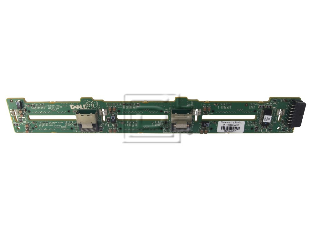 Dell D109N Dell SAS / SATA Hot-Swap Backplane image 2