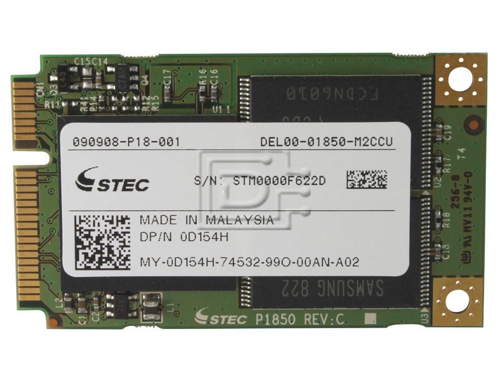 Dell D154H SLMPCI8GM4U-M LAP-8GB-PATA-SSD 0D154H D154H DD900000Q1L SLMPCI8GM4U-M LAP-8GB-PATA-SSD 0D154H D154H DD900000Q1L image 1