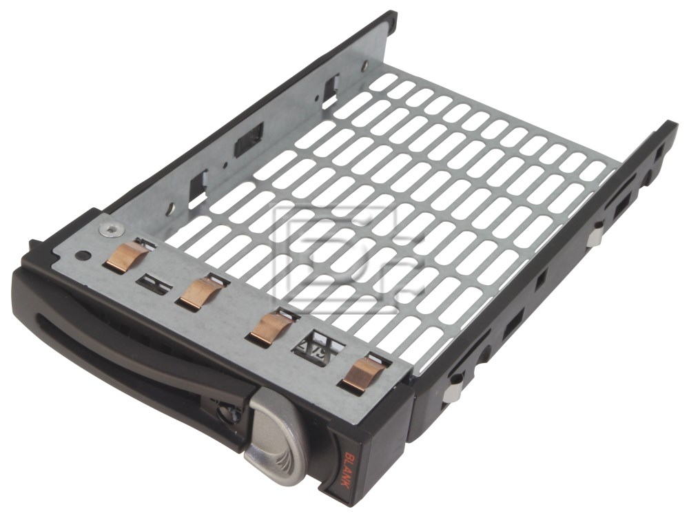 Dell D273R 0D273R 7JC8P 07JC8P Dell SAS Serial SCSI SATAu Disk Trays / Caddy image 1