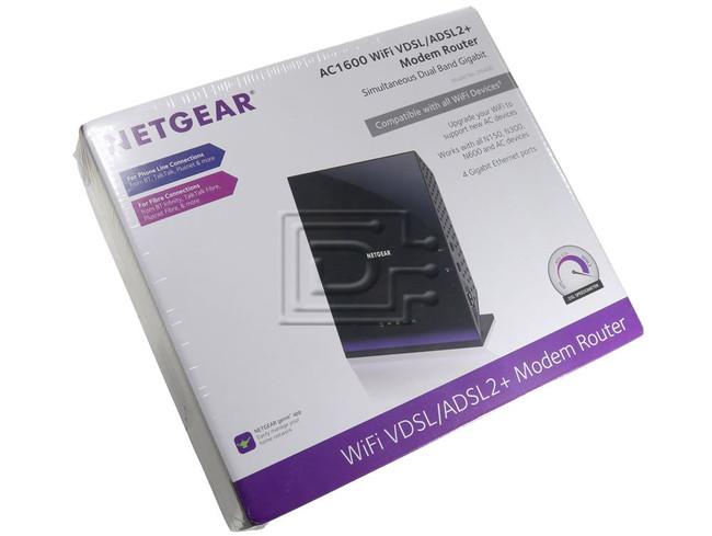 NetGear AC1600 D6400 WiFi VDSL / ADSL Modem Router