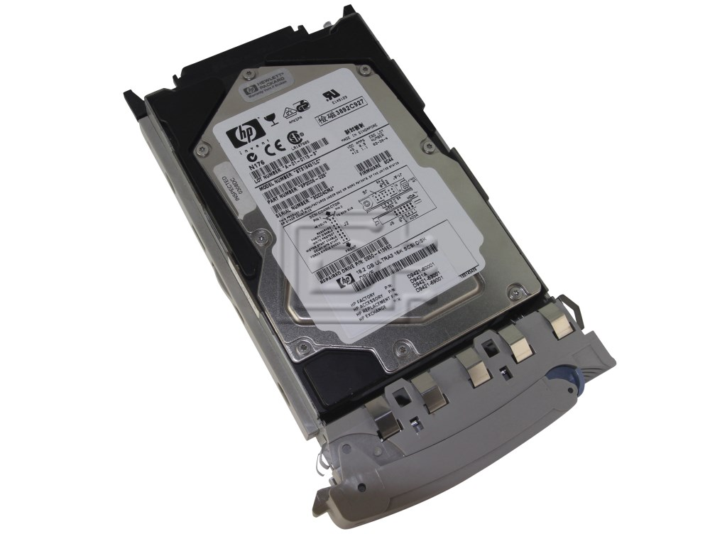 HEWLETT PACKARD D9421A ST318451LC 0950-4136 SCSI Hard Disk image 1