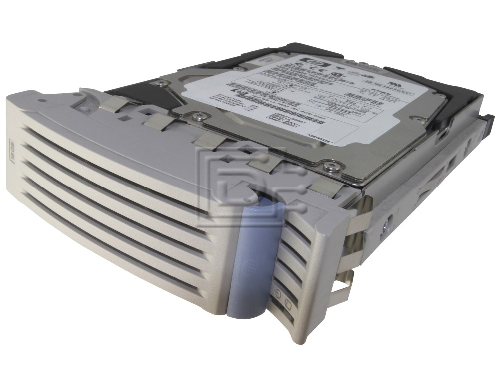 HEWLETT PACKARD D9421A ST318451LC 0950-4136 SCSI Hard Disk image 2