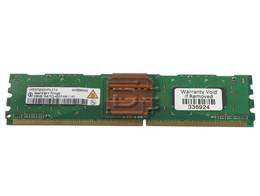 SAMSUNG RAM-DDR2-256MB-DDR2533-PC24200F-UP-OE HYS72T32000HFN-3 256MB DESKTOP DDR2 PC24200F Memory RAM Module DDR2-533