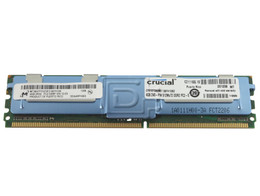 SAMSUNG RAM-DDR2-4GB-DDR2667-PC25300F-UP-OE MT36HTF51272FY-667E1D4 4GB DESKTOP DDR2 PC25300F Memory RAM Module DDR2-667