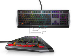 Dell 580-AIMP 6P2PF AW510K 83D3Y 083D3Y Gaming Keyboard