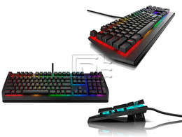 Dell 580-AJBD 6W89J AW410K 8K8JV 08K8JV Gaming Keyboard
