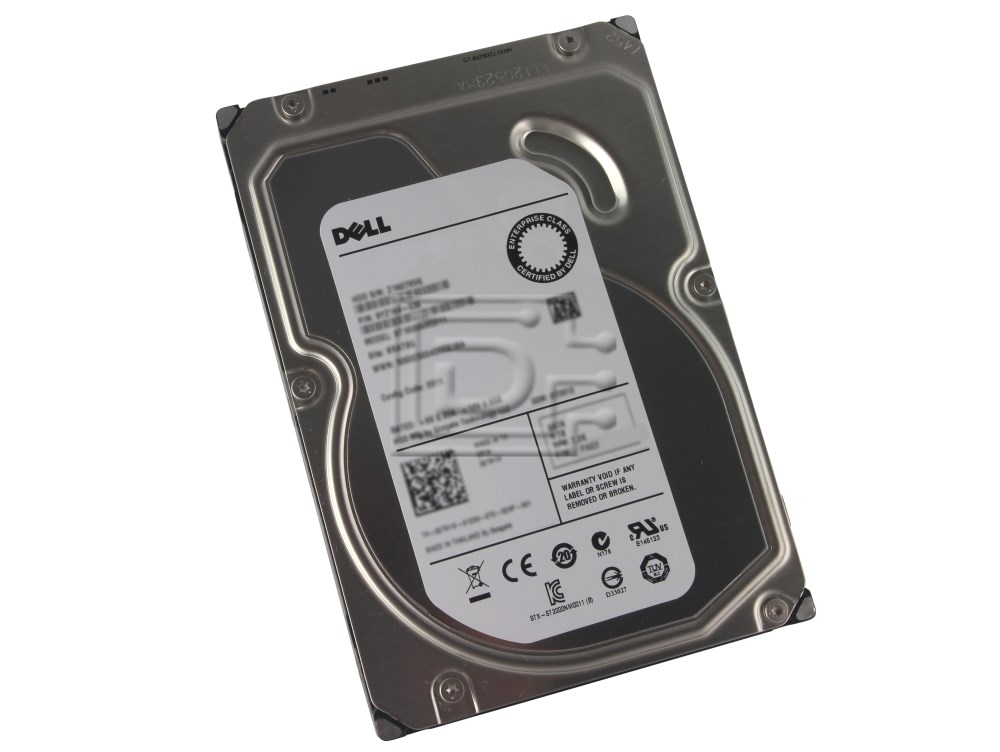 Dell 342-0138 C549P SAS / Serial Attached SCSI Hard Drive image