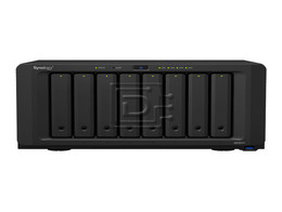 Synology DS1817-PLUS Network Attached Storage Array Server