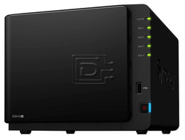 Synology DS415-PLUS DS415+ Network Attached Storage Array Server