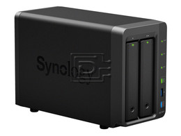 Synology DS716+II DS716-PLUS-II Network Attached Storage Array Server