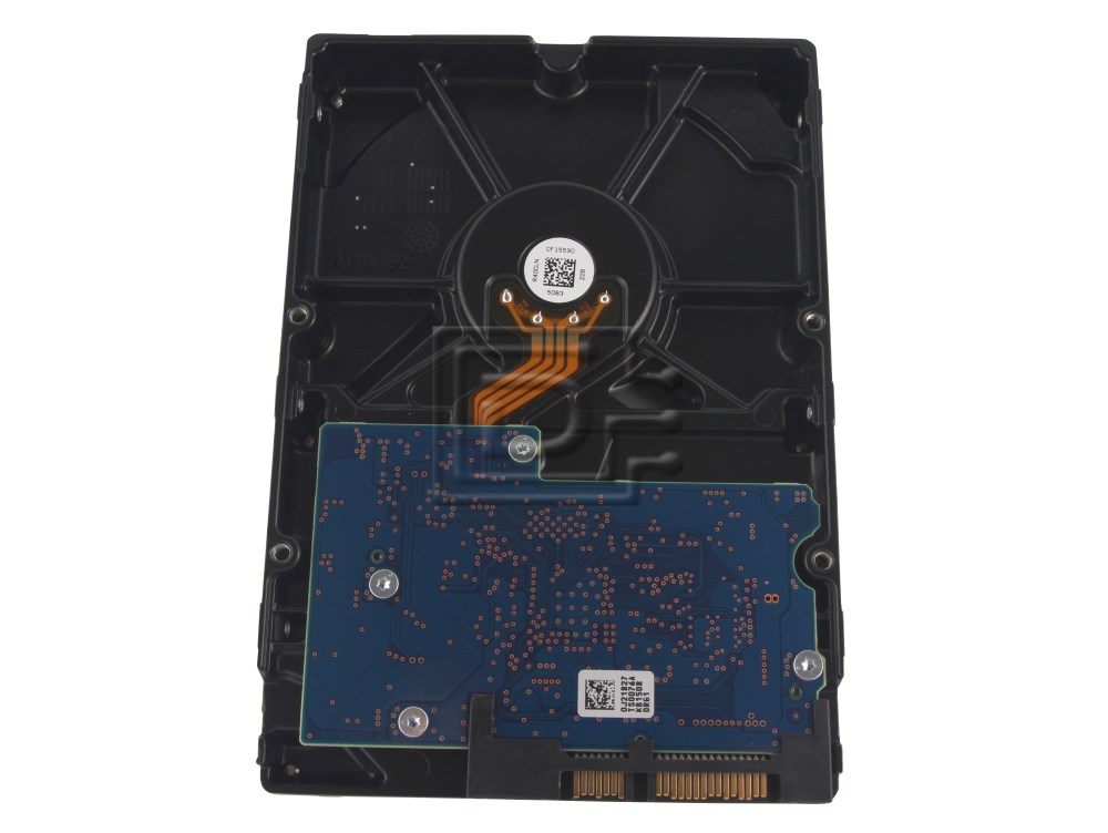 Toshiba DT01ACA100 9F13180 HDS721010DLE630 DS7SAE100 SATA hard drive image 2