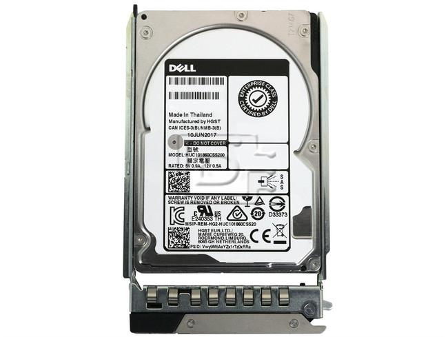 Dell 400-AVHG 7V9J6 SAS DXD9H Hard Drive Kit image 1