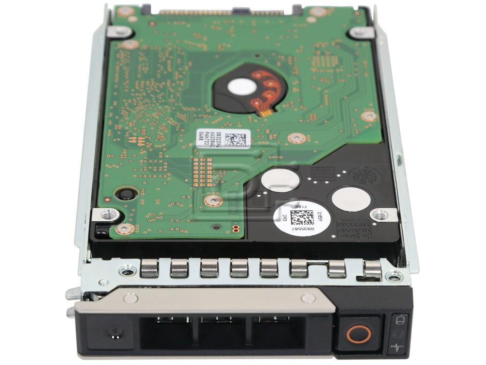 Dell 400-ATJO P6N2K 0P6N2K 400-ASHK SAS Hard Drive Kit DXD9H image 4