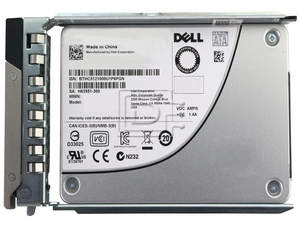 Dell 400-ATNS T0MMP 0T0MMP SATA Solid State Drive Kit DXD9H image 1