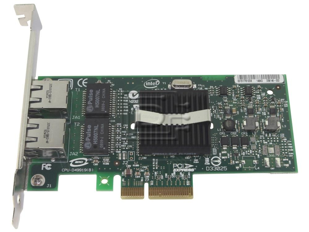Intel Pro/1000 Intel PRO/1000 PT Dual Port Server Adapter EXPI9402PT