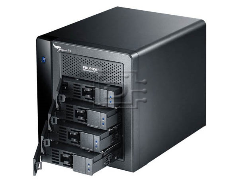 PROMISE F40DS4705100000 8TB Promise Pegasus R4 Direct Attached Storage DAS image 3