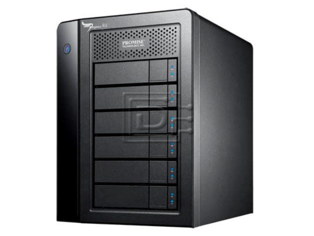 PROMISE F40DS6700100000 6TB Promise Pegasus R6 Direct Attached Storage DAS image 2