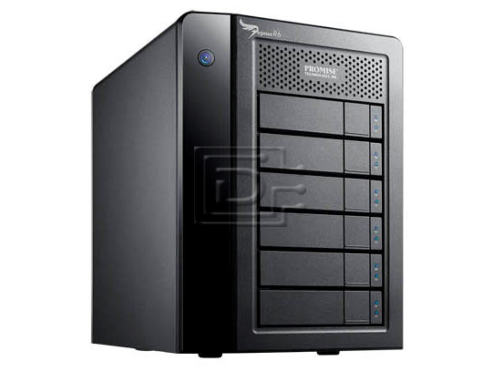 PROMISE F40DS6705100000 6TB Promise Pegasus R6 Direct Attached Storage DAS image 4