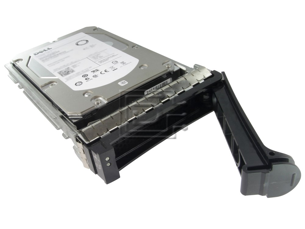 Dell 341-7396 P662F 0P662F 341-7412 X104H 0X104H SAS / Serial Attached SCSI Hard Drive image 4