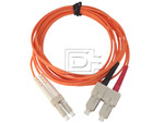 Generic CAB-FIBRE-625-SC-LC-2m-BN-OE 62.5/125 SC-LC Fibre Cable