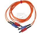 Generic CAB-FIBRE-625-SC-SC-2m-BN-OE 62.5/125 SC-SC Fibre Cable