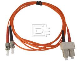 Generic CAB-FIBRE-625-SC-ST-2m-BN-OE 62.5/125 SC-ST Fibre Cable