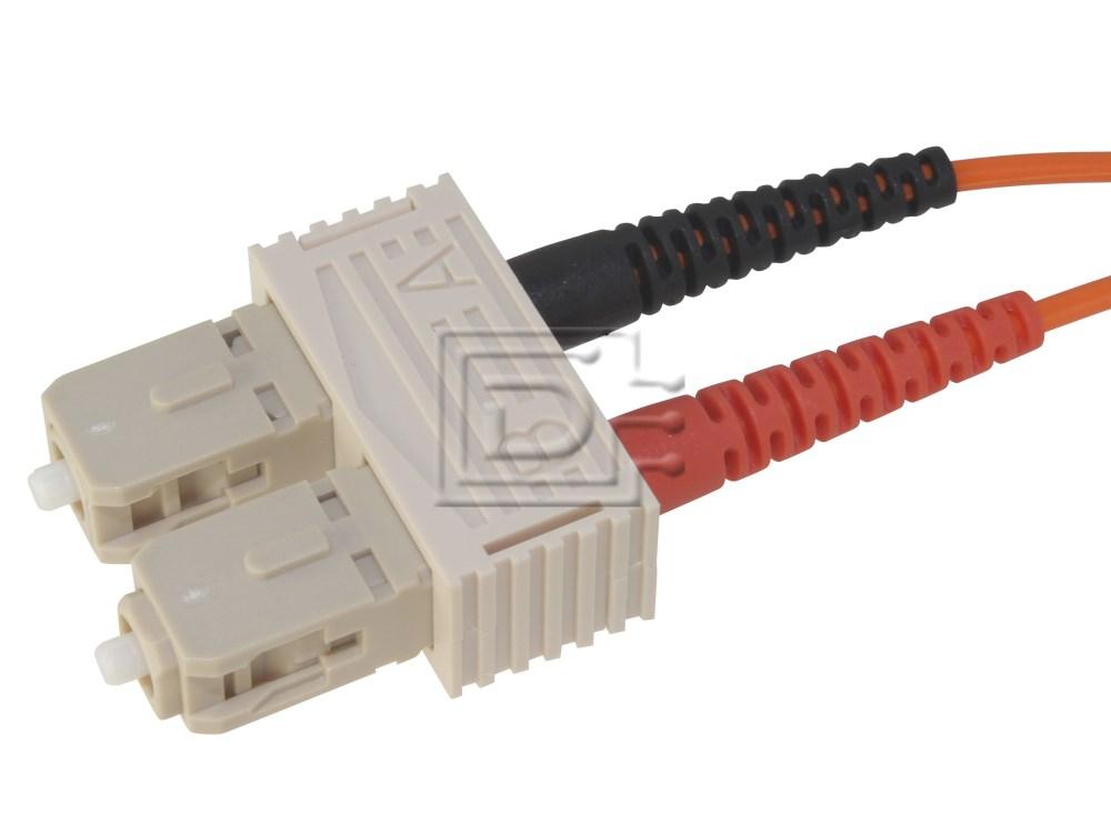 Generic CAB-FIBRE-625-SC-ST-2m-BN-OE 62.5/125 SC-ST Fibre Cable image 3