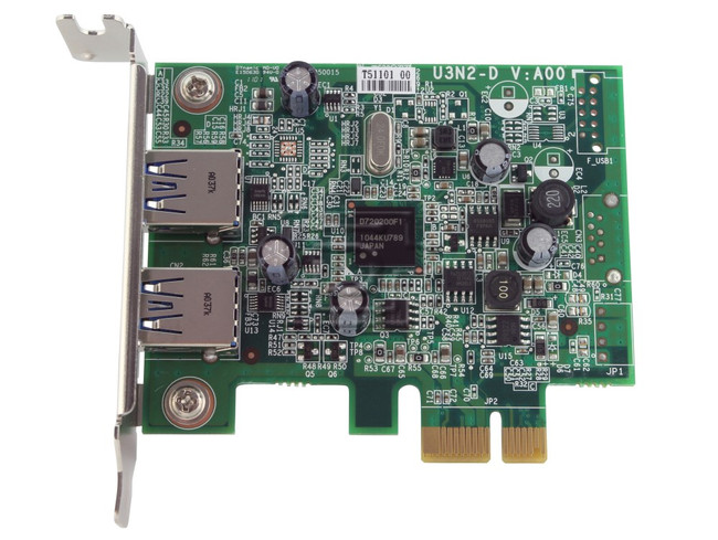 Dell FWGJ8 0FWGJ8 Expansion Controller Card image 1