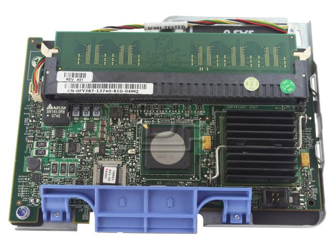 Dell FY387 / 0FY387 PERC 5/i SAS/SATA PCIe RAID Controller