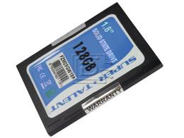 "Super Talent FZM28GW18P Laptop IDE 1.8"" SSD Solid State Hard Drive"