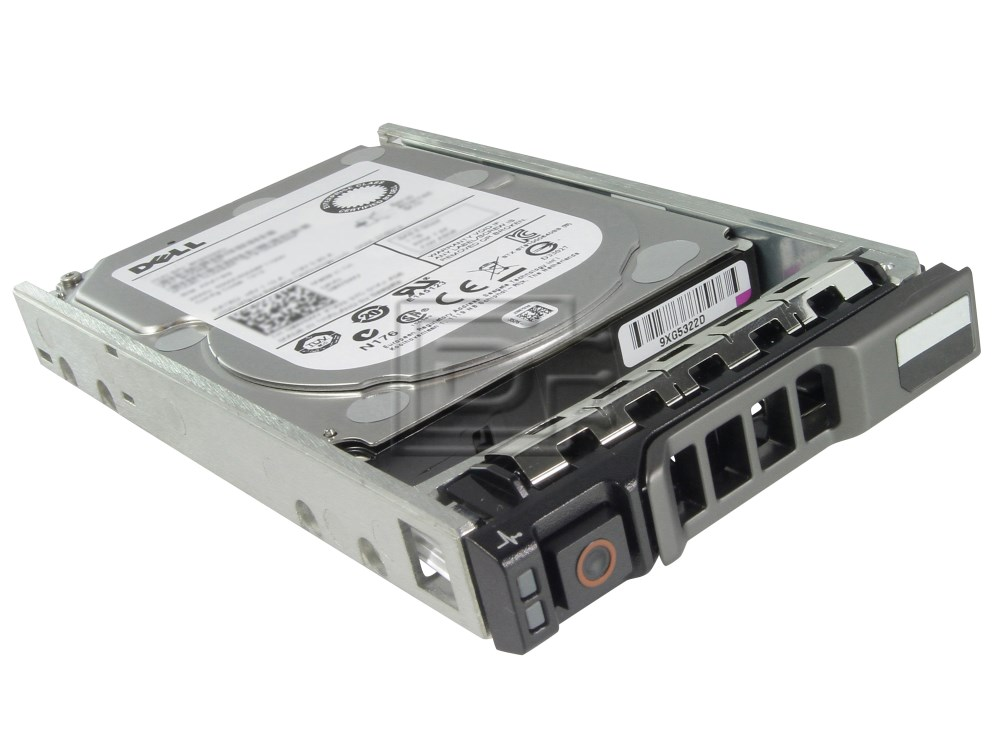 Dell 342-2242 8C2JN 08C2JN SAS / Serial Attached SCSI Hard Drive image 1