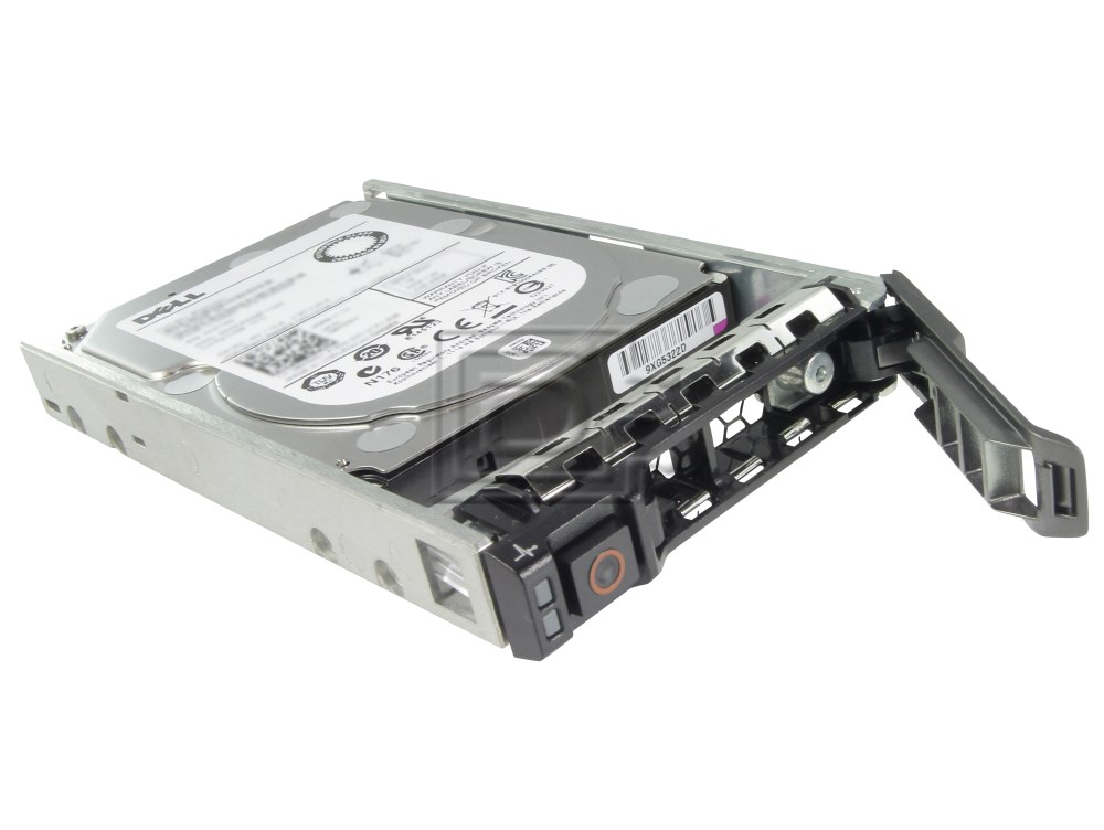 Dell 342-2242 8C2JN 08C2JN SAS / Serial Attached SCSI Hard Drive image 2
