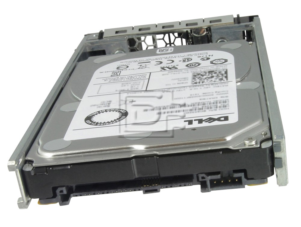 Dell 341-9875 C91JF 0C91JF SAS / Serial Attached SCSI Hard Drive image 3