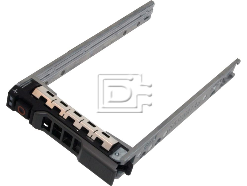 Dell G176J 0G176J G281D 0G281D Y961D 0Y961D WX387 T961C XN394 0XN394 KG7NR 0KG7NR WX389 0WX389 3R81M 03R81M Dell SAS Serial SCSI SATAu Disk Trays / Caddy image 1