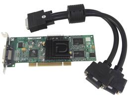 MATROX GRAPHICS G55MDDAP32DB Dual Monitor Head Video Card