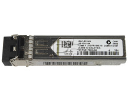 CISCO GLC-SX-MM 30-1301-02 CNUIAFJAAA 1000Base-SX Fibre Optic Ethernet SFP GBIC