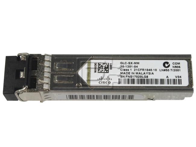 Cisco GLC-SX-MM Fibre / Fiber Optic multi-mode SFP GBIC