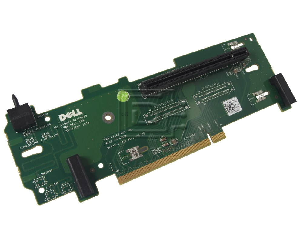 Dell GP347 PCI-E X16 Riser Card