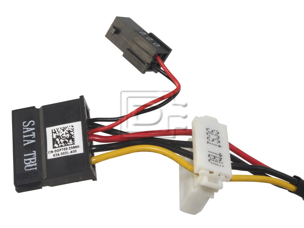 Dell GP700 0GP700 Dell PowerEdge R710 Internal SATA Power Cable GP700 image 3