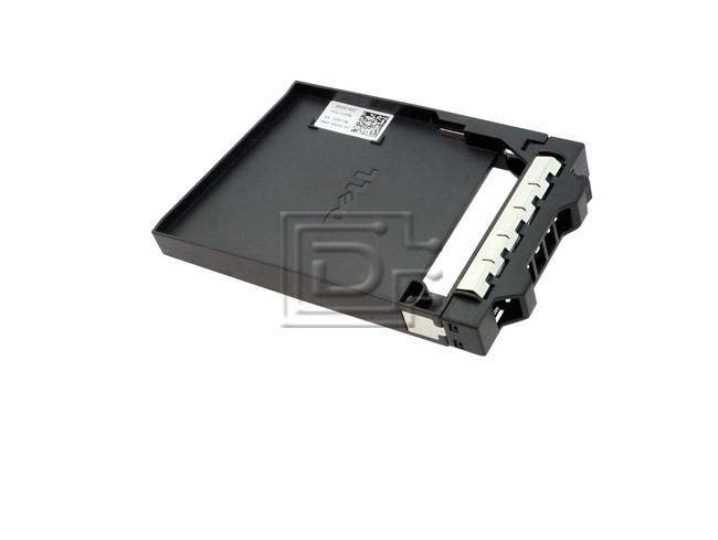 Dell GY520 0GY520 Dell SAS Serial SCSI SATAu Disk Trays / Caddy Blank image