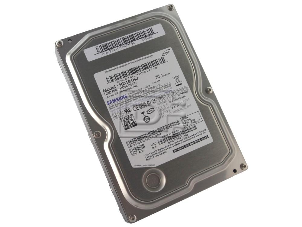 SAMSUNG HD161HJ 0XP895 XP895 SATA Hard Drive image 1