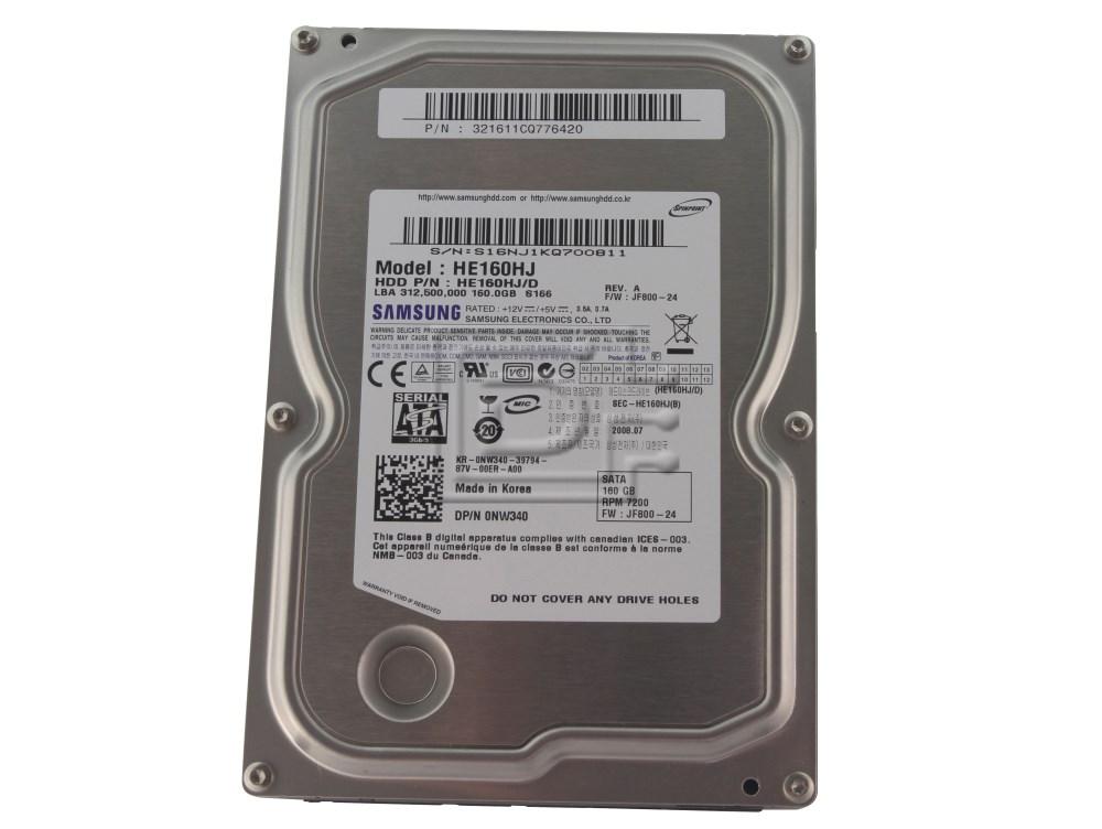 SAMSUNG HE160HJ HE160HJ/D SATA Hard Drive image 1
