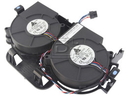 Dell HH668 0HH668 KH302 Dell Blower Fan and Shroud