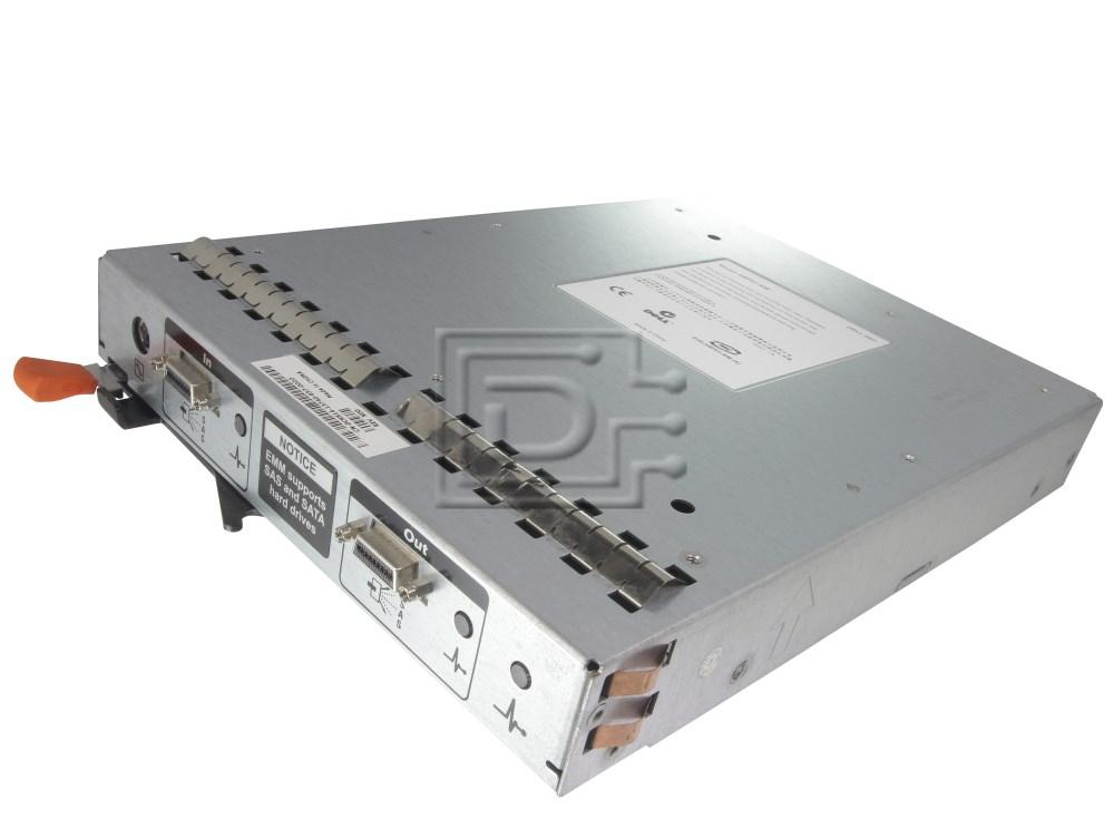 Dell HN240 JT517 0JT517 0HN240 SAS EMM Controller Module image 1