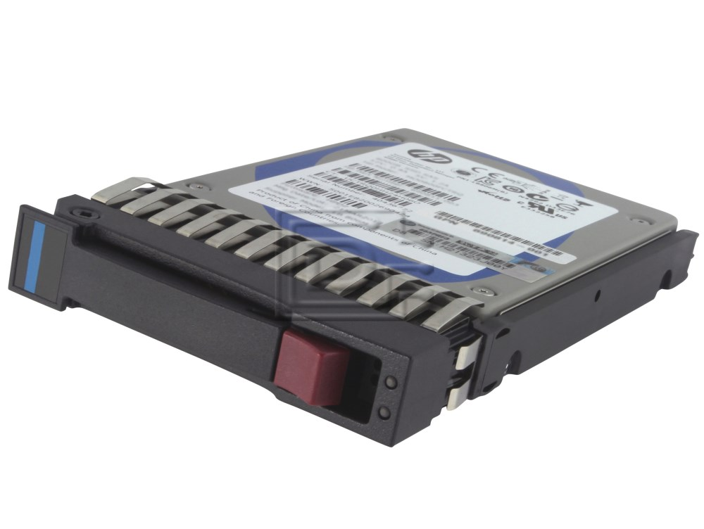 HEWLETT PACKARD 741157-B21 SAS Solid State Drive image 1